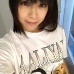 宇多田ヒカル着用のアリーヤTシャツはどこで買える?通販・購入方法は?